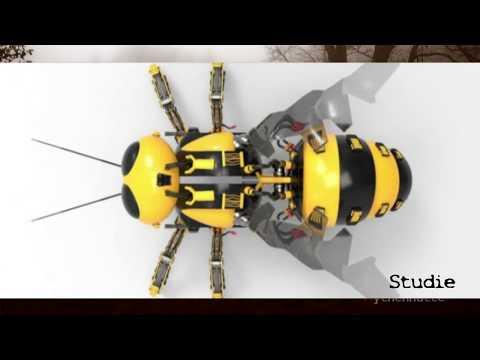 M Snippets 18.03.2018 u.a  *Walmart reicht Patent für Roboterbienen ein* Neues zu den Langschädeln*