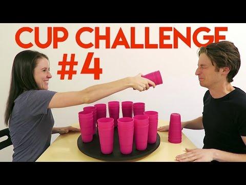 Cup Challenge #4 WHEEL OF MISFORTUNE