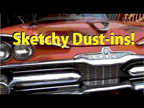 1959 Dodge Late-Night Sketchiness and More Classic Tires!