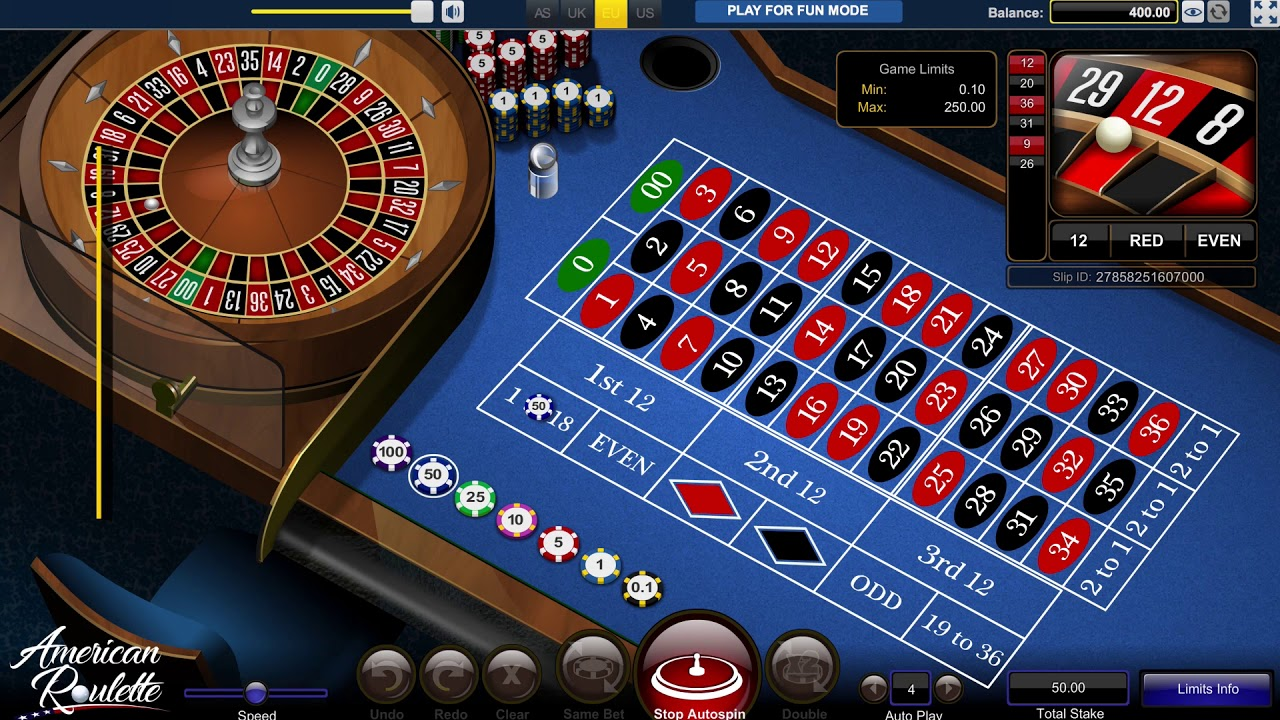 Betin American Roulette