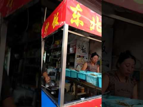 Finding Food in China