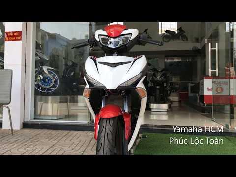 Yamaha Exciter RC 2019 White Yamaha Exciter RC 2019 Trắng Tem Mới