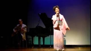 日本クラウン 八木春子  未練の海峡 なかの芸能小劇場