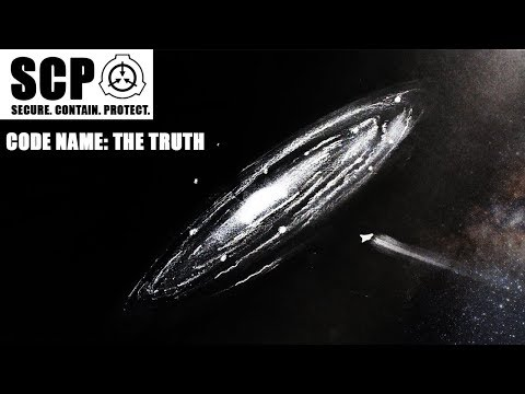 SCP-001 illustrated: THE TRUTH. PART 1/3