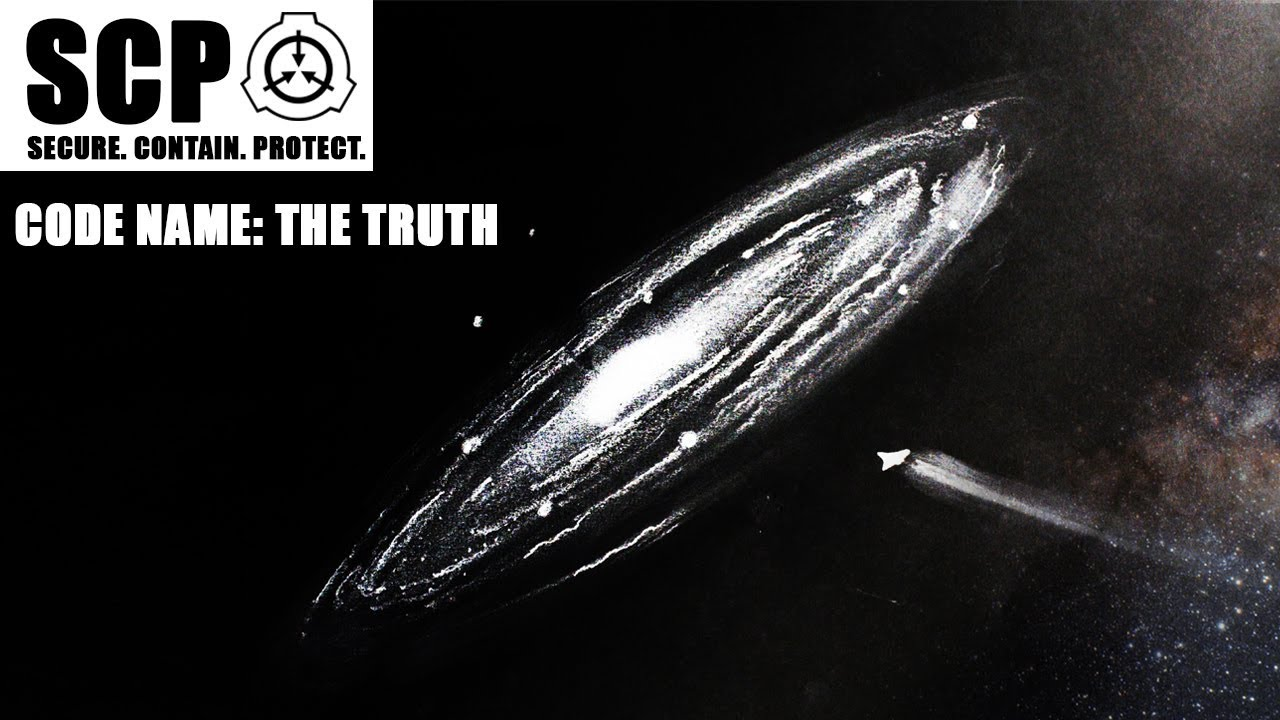SCP-001 illustrated: THE TRUTH  PART 1/3