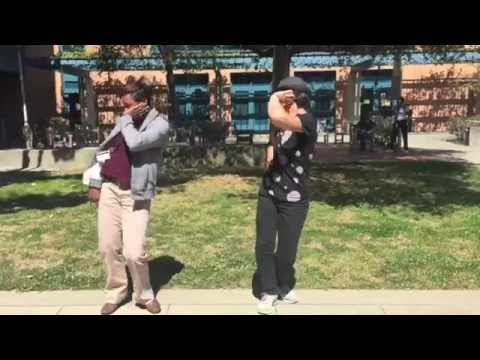 UC Berkeley Faculty and Staff Uptown Funk Lip Sync