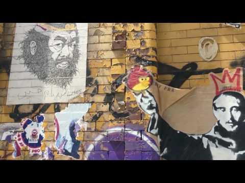 New-York.Tours upcoming Graffiti tour preview!
