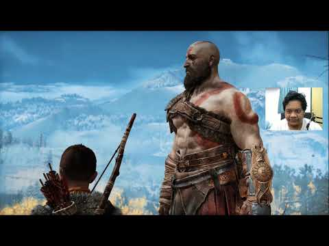 Bersama DADDY - GOD OF WAR (PS4) #3