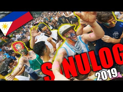 Filipino FRENZY SINULOG 2019 Raw Uncut, Foreigners NEVER SEEN BEFORE