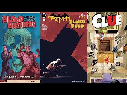 Comic Book Reviews from Pete's Basement Season 10, Episode 24 - 7.5.17