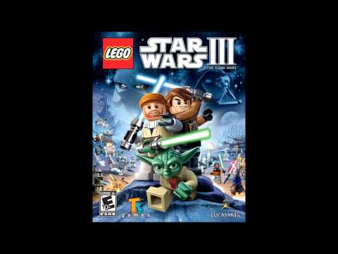 LEGO Star Wars III: The Clone Wars COMPLETE OST/Soundtrack/Music
