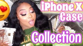 iPhone X Case Collection + GIVEAWAY