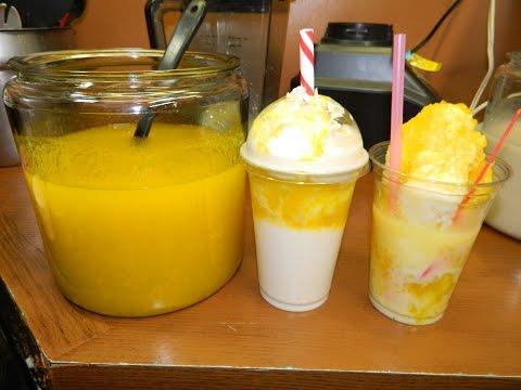 Jarabe de, Almibar miel de Piña para Negocios! Raspado, Raspadilla