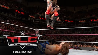 "FULL MATCH - ""The Demon"" Finn Bálor vs. AJ Styles: WWE TLC 2017"