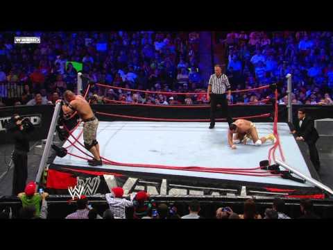 DVD Preview: Vengeance 2011 - Alberto Del Rio vs. John Cena