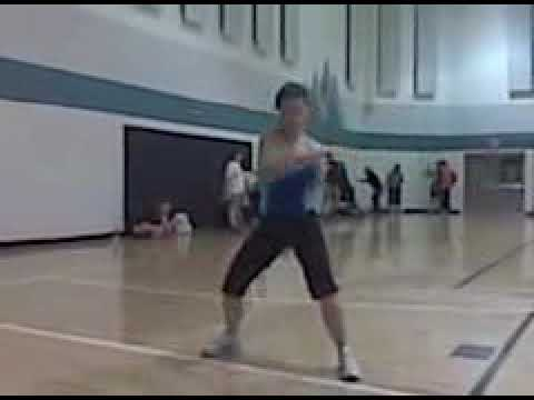 2010 Wyoming State Junior Miss Fitness routine