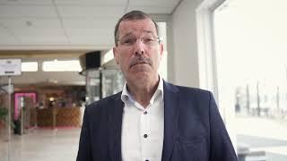 Prijsuitreiking JOW door Peter van 't Hoog