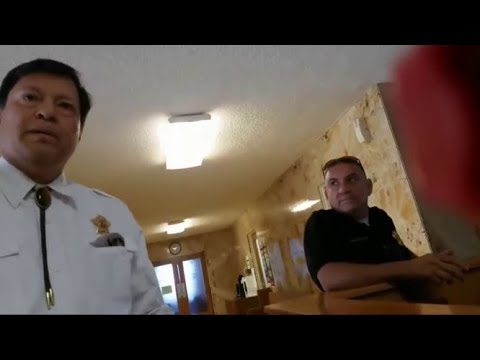 Police Take Me To Jail For Filming Waller County Texas Courthouse