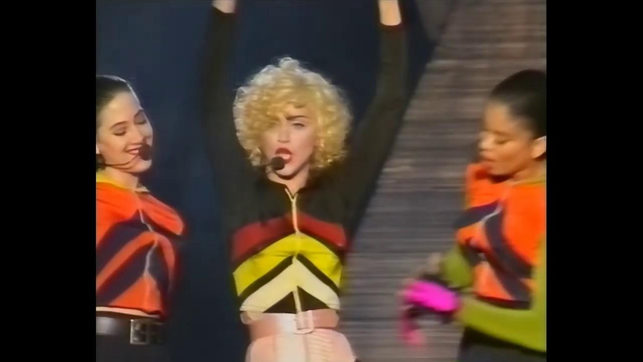 Madonna – Live in Barcelona 1990-08-01 (Live! Blond Ambition World Tour 90)
