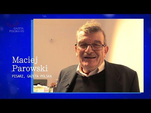 Nasza akcja: Maciej Parowski życzy...