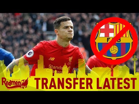 Barca End Coutinho Interest? | #LFC Daily News