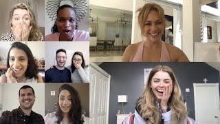 MUST WATCH: Jennifer Lopez Crashes Goli Nutrition Team Zoom Meeting