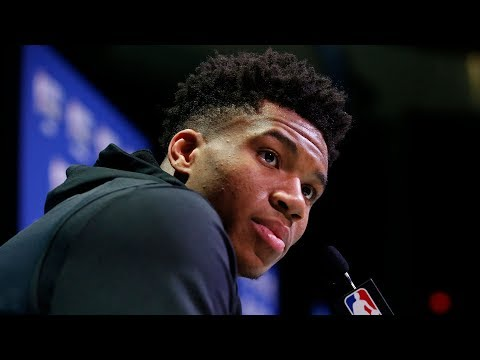 Bucks - Bucks All Star Game Interviews: Giannis, Middleton, Budenholzer