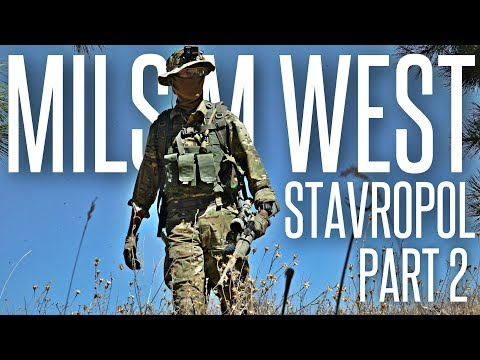 NATO ATTACK GONE WRONG - Milsim West Stavropol (Part 2) Airsoft Wargame