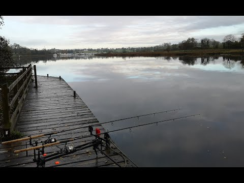 3 Nov 19 Blanking, No Pike On The River Erne, Vlog No 5