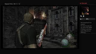 Resident Evil 4 EP 3  Chapter 3