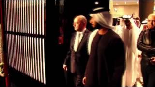 Bogdan Lascar - Burj Khalifa, Dubai - Opening (2011)