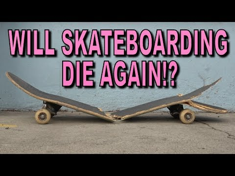 HOW SKATEBOARDING IS DRAMATICALLY CHANGING FOR BETTER AND WORSE!