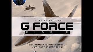 G Force Riddim (Mix-Dec 2019) J1 Production