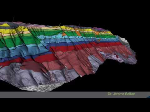 Jerome Bellian 3D Lidar Mapping of the Franklin Mountains Texas