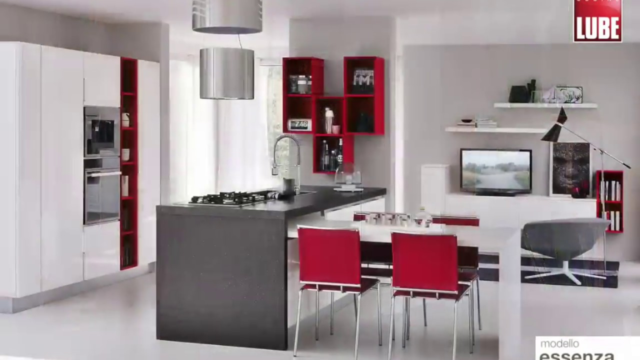 Essenza cucine lube youtube