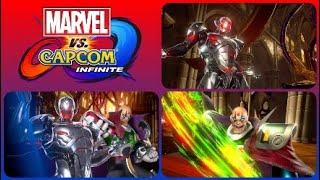 Video Marvel VS. Capcom: Infinite (MVCI) - Ultron & Sigma Combo Video download MP3, 3GP, MP4, WEBM, AVI, FLV Januari 2018