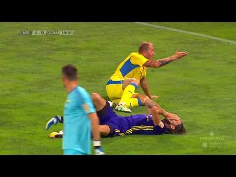 5. krog: Maribor - Domžale 0:0 ; Prva liga Telekom Slovenije 2017/18