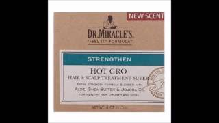Dr Miracles Feel It Formula Gro Hair Scalp Treatment Conditioner Super Strength Oz