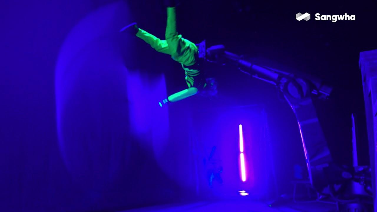SANGWHA@경주세계문화 EXPO - Infinity Flying : Robot Performance