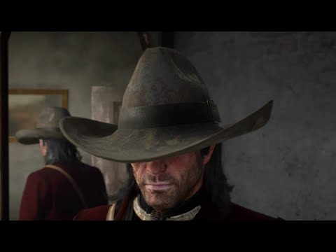 Red Dead Redemption 2 - The Mountaineer Hat (Found/Stolen Hats) finally been discovered! thumbnail