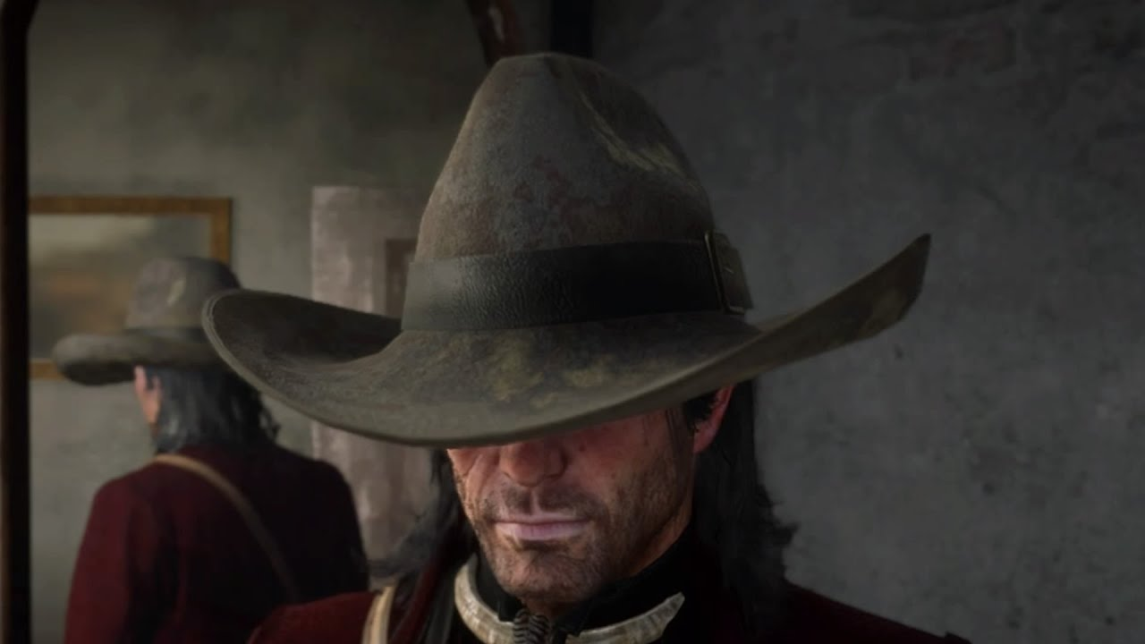 Red Dead Redemption 2 - The Mountaineer Hat (Found/Stolen Hats) finally  been discovered!