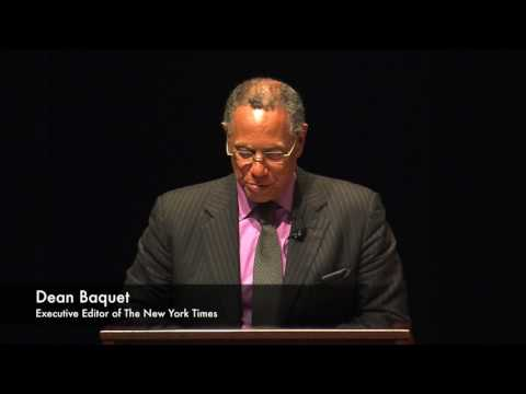 My Life as... Dean Baquet 2-23-2017