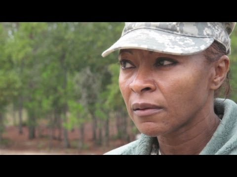 Army Woman Claims Discrimination
