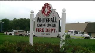 Staff at Gundersen Tri-County Hospital in Whitehall react quickly during fire