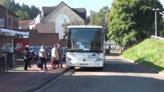 Mercedes Intouro Cabus & Irisbus Récréo 2 Tim à Sarreguemines