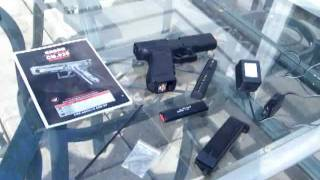 review of cyma cm030 glock 18c aep