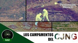 La leva del CJNG en Tala y los campamentos en Jalisco