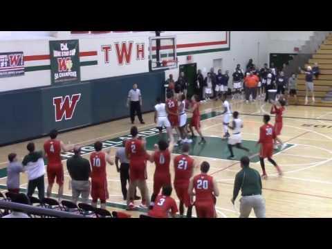 The Woodlands Highlanders 2016-2017 Varsity Basketball