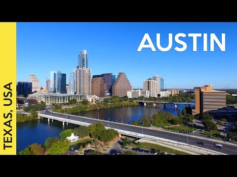 AUSTIN, TEXAS Travel Guide 2017