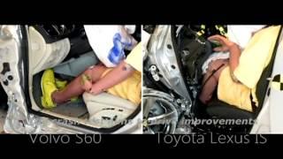 [JAP's] VOLVO S60 - TOYOTA LEXUS [CRASH TEST]